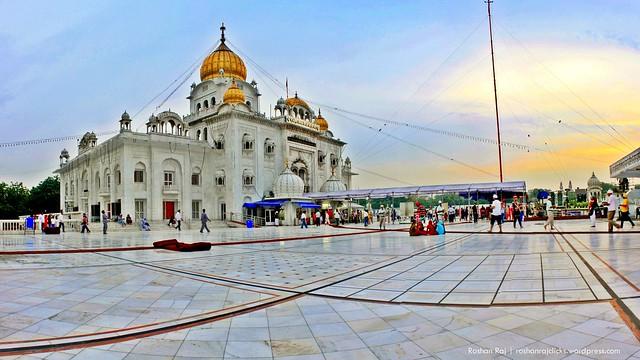 Sri Bangla Sahib Gurudwara